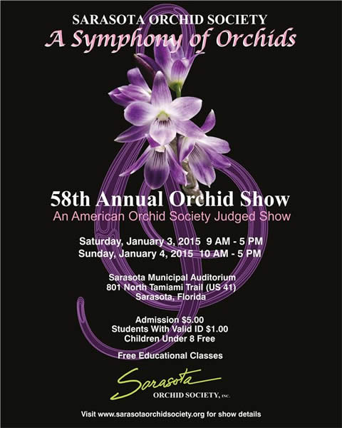 Previous Show Archive - Sarasota Orchid Society