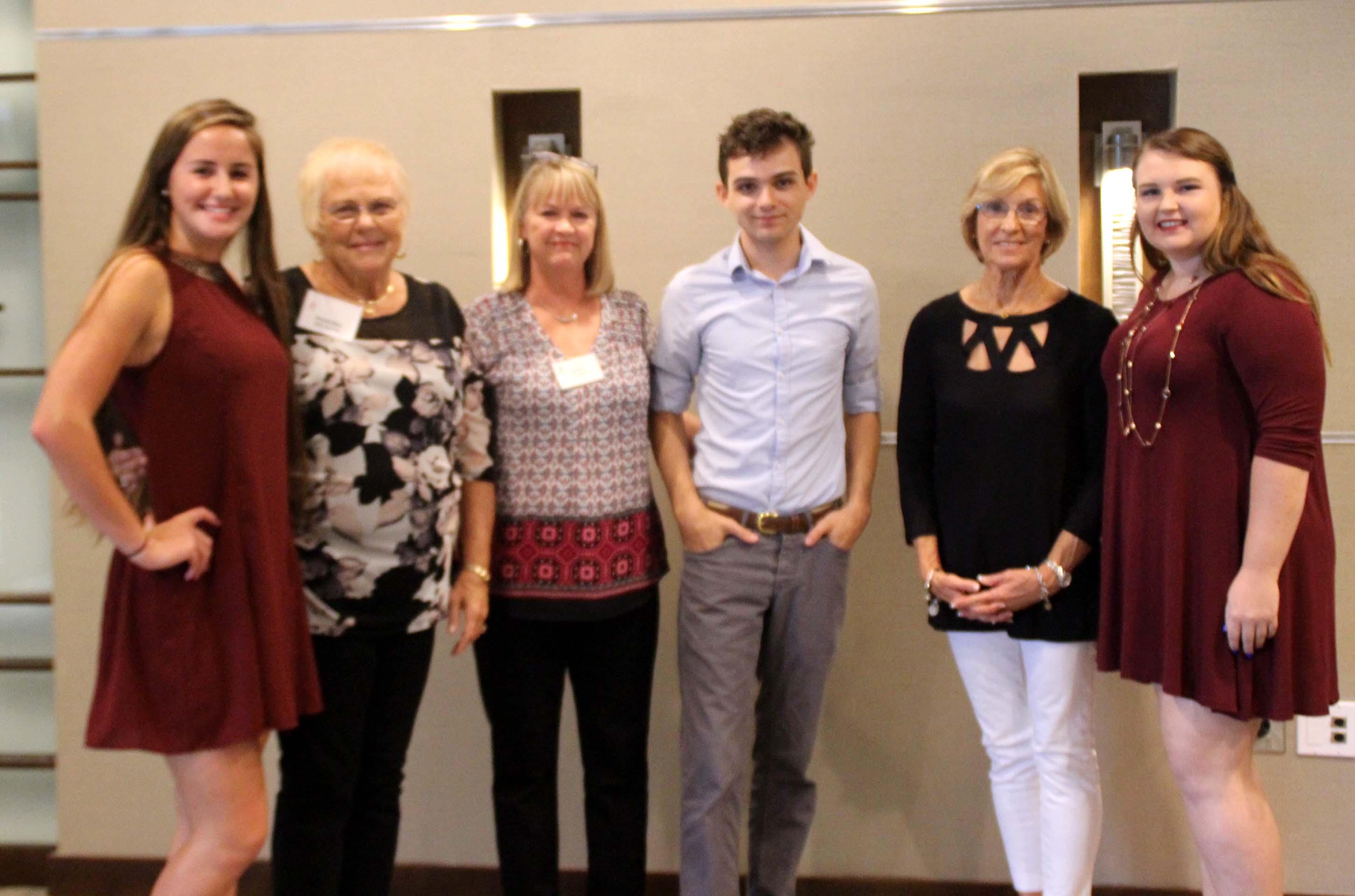The Monroe Kokin Memorial Sarasota Orchid Society Scholarship